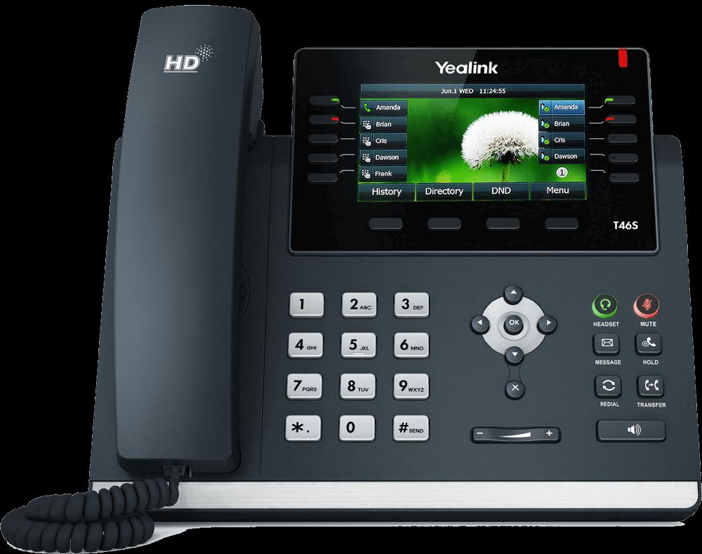 Yealink business phone